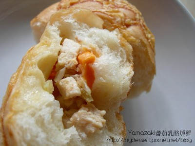山崎蕃茄乳酪燻雞02