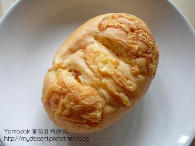 山崎蕃茄乳酪燻雞 01