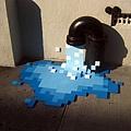 Flowing Pixels