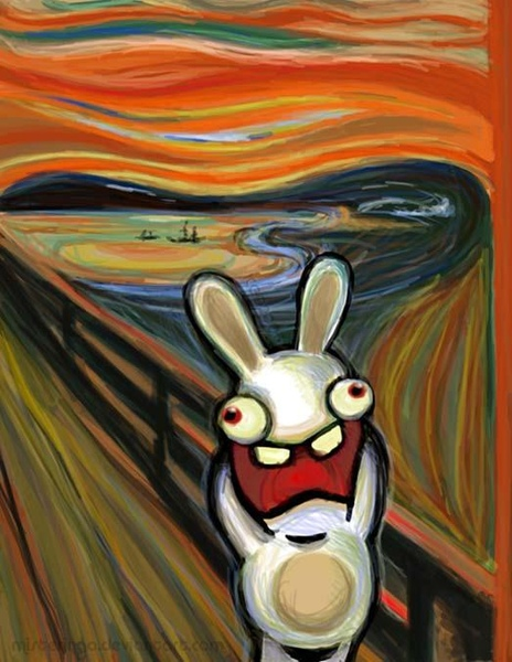 Bunnies do Scream