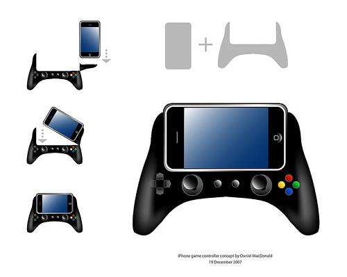 iPhone遊戲概念設計