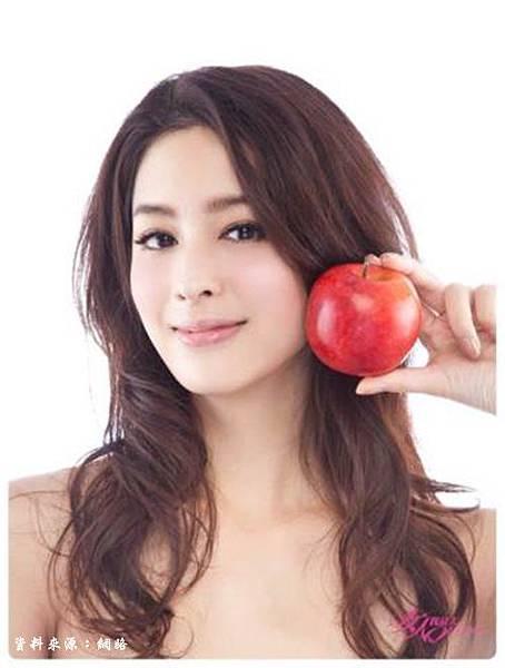 蘋果肌豐頰