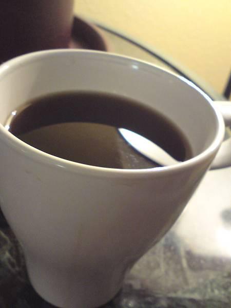 自己煮的咖啡.JPG