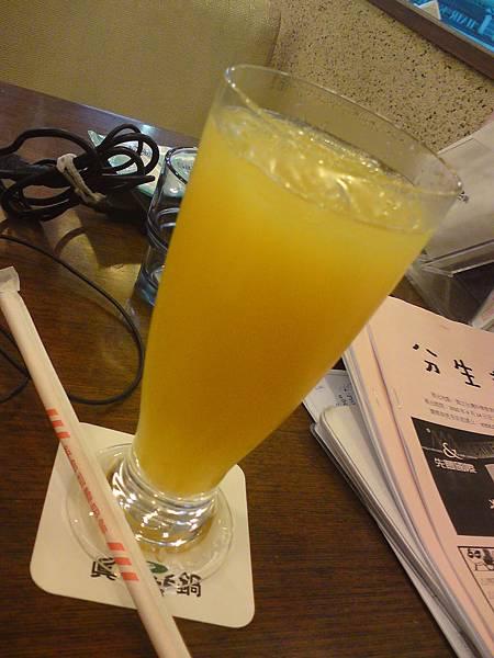真鍋-柳橙汁.JPG