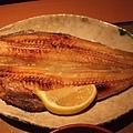 やよい軒的烤魚套餐的魚
