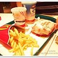 日本麥當勞套餐
