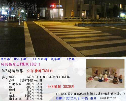 0908-19日本尋找宮崎駿