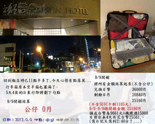 0909-18日本尋找宮崎駿