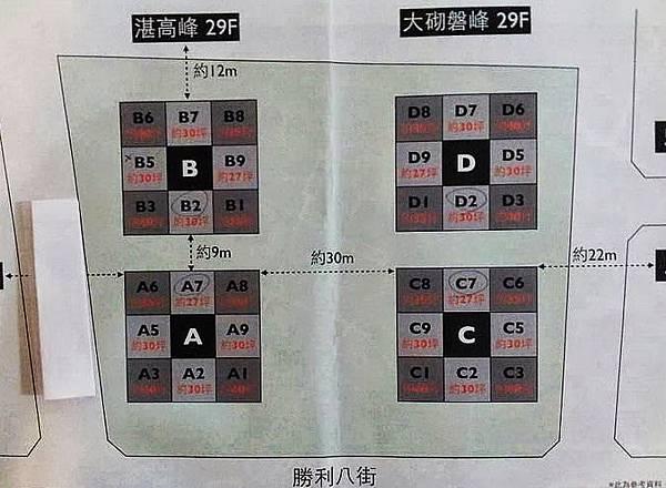 【急售~國賓大悅】水岸3房+平面車位