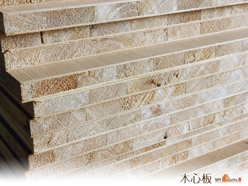 裝潢及家具製造常用板材