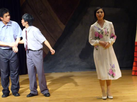 第七幕~感謝游小摳麻麻的白色洋裝