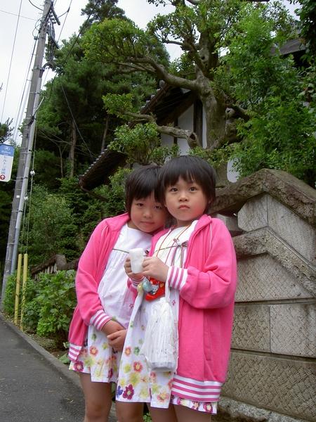2004summer in Japan
