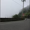 過了中午,山上的霧氣很重