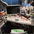 我的桌子可不可以也這麼亂???
