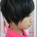 這次的短髮不Man囉!!!