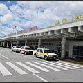 小小的沖繩國際機場