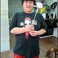 池胖胖是今天求婚記畫中的開路先鋒!!!