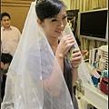 一大早起床就很嗨的新娘!!!