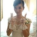 今天的新娘美呆了!!!!