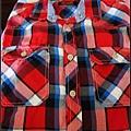 買了一件襯衫!!!
