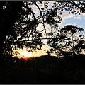 冬天的夕陽跟夏天的不一樣 :))