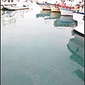 烏石港的海水很乾淨!!!