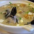 石斑魚味增湯~好甜好好呵!!!