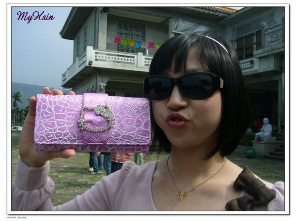 粉紅kitty皮夾
