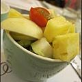 水果滿滿、生菜也滿滿