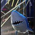 微笑的鯊魚。