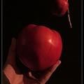 大蘋果,好想帶回家。
