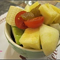 好健康的生菜沙拉