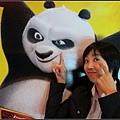 我也有熊貓眼~