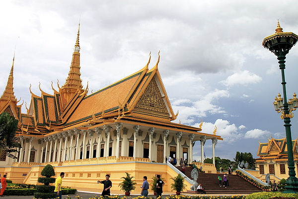 皇宮Royal Palace正殿