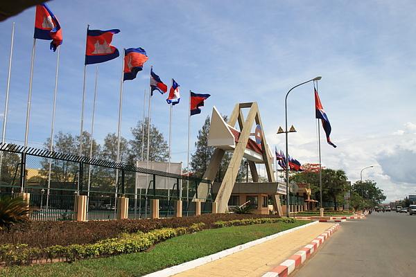 金邊機場Phnom Penh International Airport