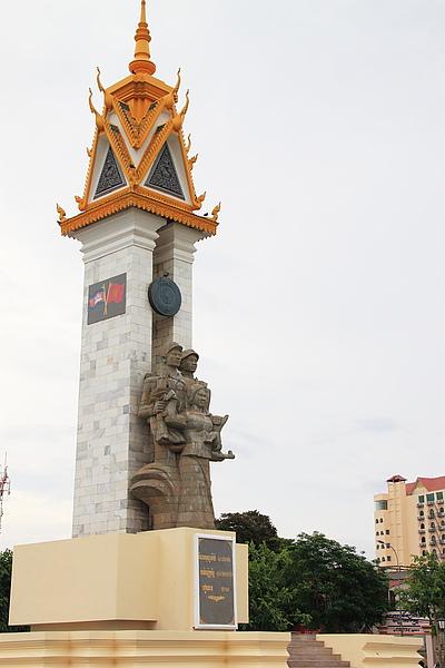 柬越友誼紀念塔