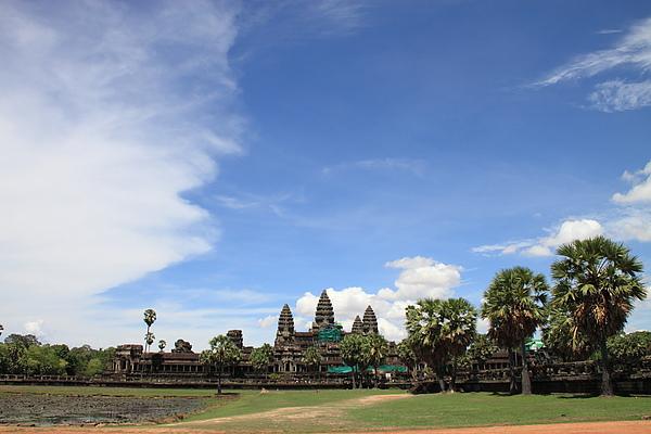 Angkor Wat 吳哥窟