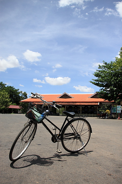Angkor pass售票處