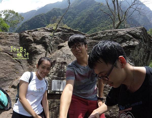 【花蓮景點秘境推薦】太魯閣錐麓古道 5