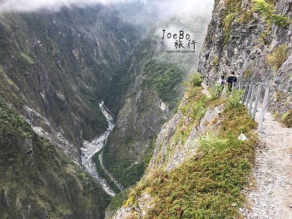 【花蓮景點秘境推薦】太魯閣錐麓古道 15