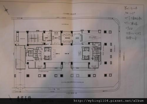 壹樓平面圖