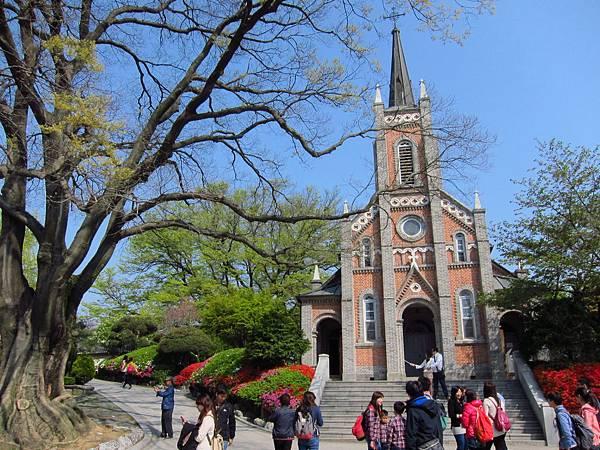 牙山貢稅里聖堂 (6).JPG