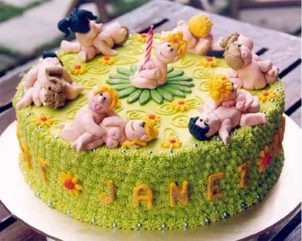 創意結婚蛋糕