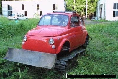 創意的改裝車