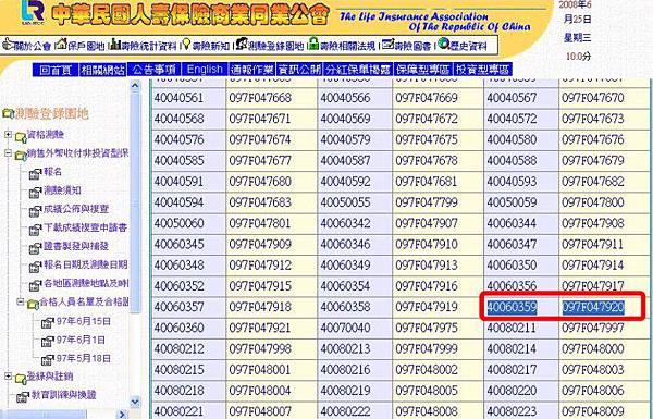 20080625 外幣保單公佈
