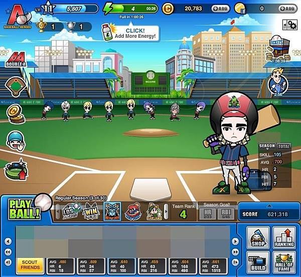 Baseball Heroes (20)