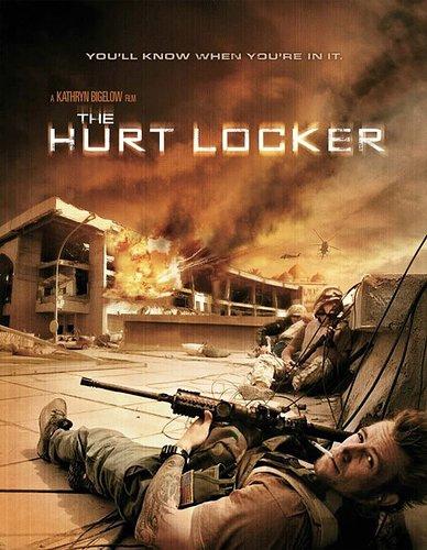 反恐防爆部隊 (The Hurt Locker) (1)