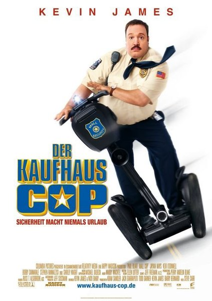 百貨戰警 (Paul Blart Mall Cop) (2)