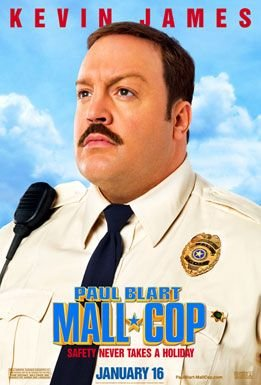 百貨戰警 (Paul Blart Mall Cop) (1)