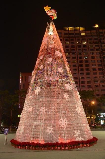 新市政中心 耶誕樹